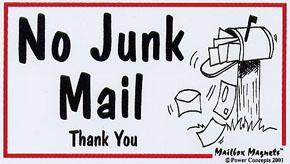 Junk-post