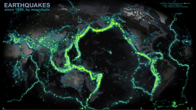 World map of earthquakes mr barlows blog world map of earthquakes gumiabroncs Images