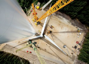 World's biggest wind turbine