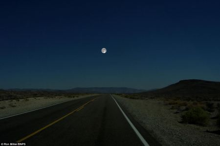 Moon Death Valley